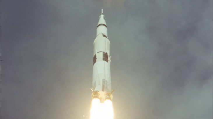 NASA Moon Rocket Lifted Off On Maiden Mission 50 Years Ago